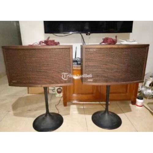 Speaker Legendaris Merk Bose 901 Seri IV Seken Full Original Normal Terawat - Jakarta