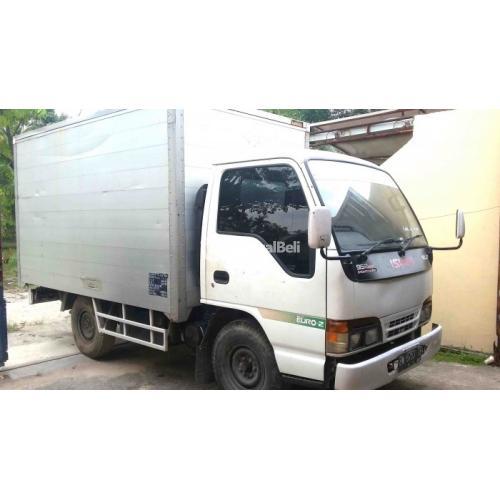 Mobil Engkel Truck Box Tahun 2008 Seken Terawat Siap Pakai Di Pekanbaru Tribunjualbeli Com