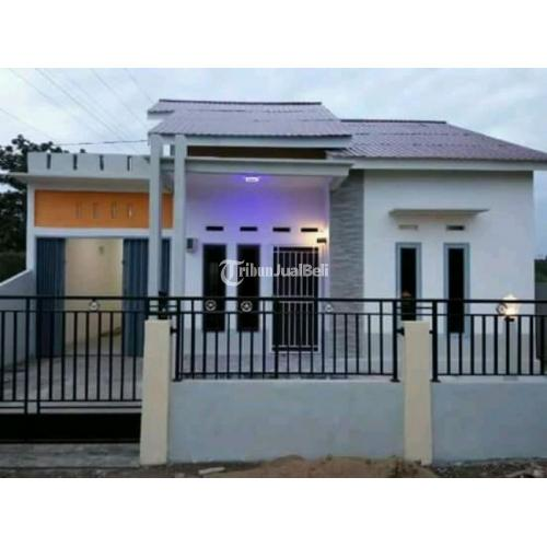 Rumah Baru Minimalis Type 100 Ada Garasi Mobil 2 Kamar Tidur Di Pontianak Tribunjualbeli Com
