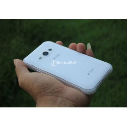 Samsung J1 Ace 2016 Warna Putih Sudah 4g Lte Kondisi Mulus Segel Istimewa Di Solo Tribunjualbeli Com