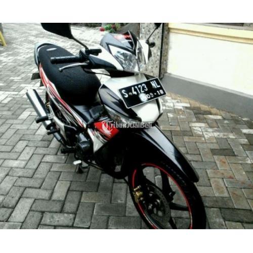 Bebek Honda Supra X 125 2010 Terawat Orisinil Mulus Second - Mojokerto