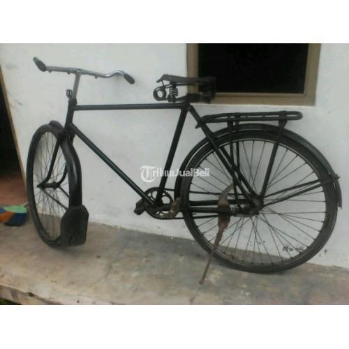 Sepeda Onthel Kebo Antik Merk Chairs Mulus Normal Siap Pakai Murah Di Bantul Tribunjualbeli Com