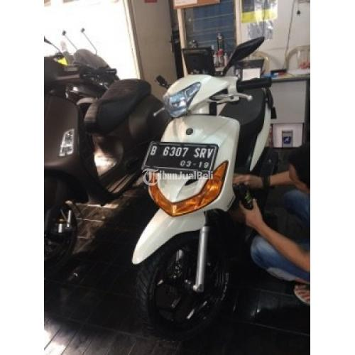 Yamaha Mio Smile Tahun 2009 Modif Km Rendah Mulus Terawat Di Jakarta Tribunjualbeli Com