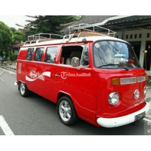 Mobil Volkswagen Vw Kombi Combi Brazil Second Bekas Harga Murah Di Makassar Tribunjualbeli Com