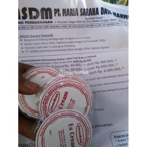 Lowongan Medan Dan Sekitarnya Kerja Sampingan Dirumah Pt Msdm Medan Sunggal Di Medan Tribunjualbeli Com