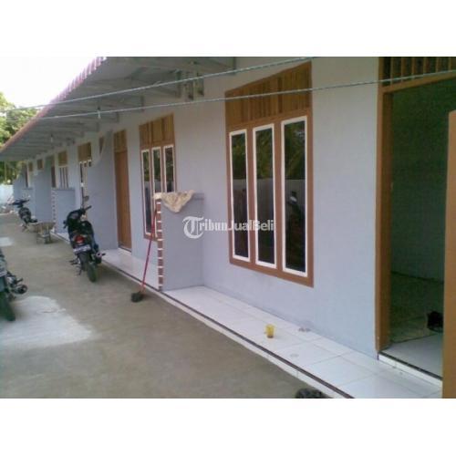 Rumah Bangunan Baru Disewakan Murah Lokasi Medan, Sumatera Utara