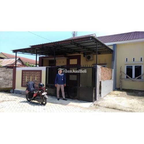 Rumah Modern Exlusive Bebas Banjir Bisa KPR Baddoka Makassar