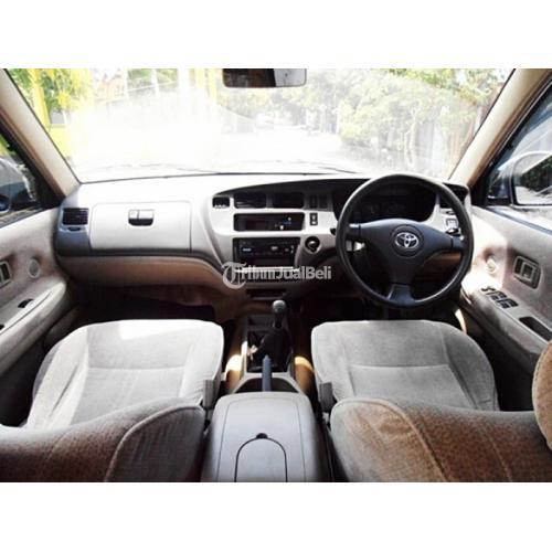 Toyota Kijang LGX Tahun 2004 Mulus Surat Lengkap - Jawa Timur