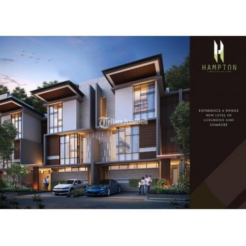 Citraland Megah Batam Tipe 245/160 Smart Home System Berkolam Renang - Batam