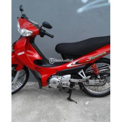 Motor Bekas Yamaha Jupiter 2003Plat AD Barang Bagus Terawat - Solo