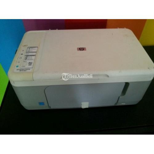 Printer Hp Deskjet F2276 All In One Bisa Print Scan Copy Seken Normal Murah Di Bekasi Tribunjualbeli Com