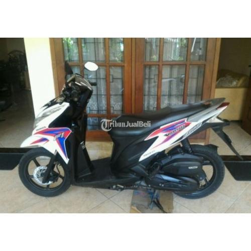 Honda Vario 125 Second 2014 Mulus Mesin Sehat Harga Nego - Surabaya