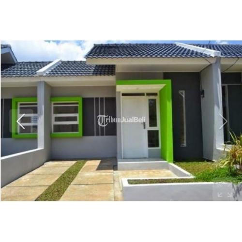 Rumah Type 36/60 - Desain rumah ini terdirid ari dua kamar ...