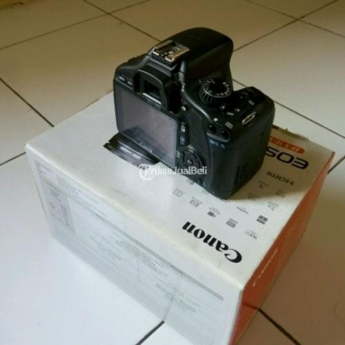 Kamera Dslr Canon Eos 550d Batavia Pro False Color Body Only Seken Normal Di Semarang Tribunjualbeli Com