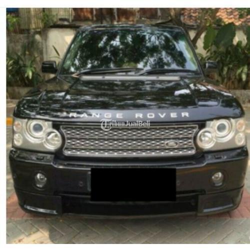 Land Rover Range Rover Vogue Tahun 2002 Bekas Second Harga Murah Di Tangerang Tribunjualbeli Com