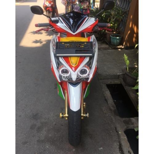 Honda Vario Techno 125cc Tahun 2012 Modifikasi Istimewa Di Jakarta Barat Tribunjualbeli Com