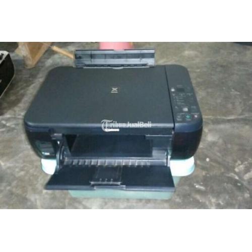 Printer Multifungsi Murah Merk Canon MP287 Print Scan Copy Seken Normal Siap Pakai - Palembang