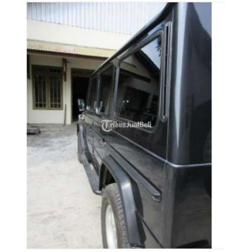 Jeep Mercedes Benz Mercy 280GE Tahun 1991 Ori Bekas Second Murah - Yogyakarta