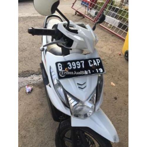 Matic Honda Murah Beat F1 Cw Putih Tahun 2014 Motor Bekas Normal Low Km Di Jakarta Timur Tribunjualbeli Com
