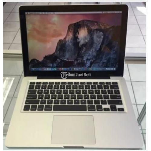 Laptop Apple Macbook Pro 13 Inchi Mid 2012 Bekas Second Harga Murah Di Bandung Tribunjualbeli Com