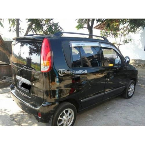 Hyundai Atoz GLX Tahun 2003 Mobil Bagus Mulus Kaleng Mesin Jamin Oke - Karanganyar