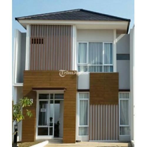 Rumah Minimalis Cluster 2 Lantai Belakang Pemda Cibinong Harga Murah Di Bogor - TribunJualBeli.com
