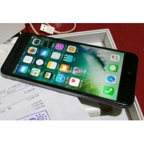 HP Apple Iphone 6 Plus 16GB Murah Seken Ex Garansi Resmi Lengkap Terawat - Jakarta