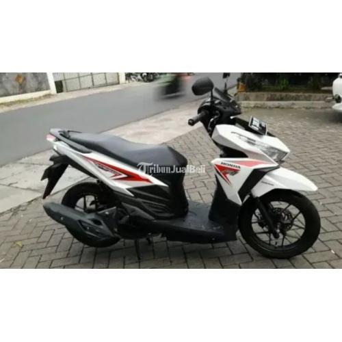 Honda Vario Techno 125 2015 Second Pajak Hidup Full Ori No Modif Di Jakarta Selatan Tribunjualbeli Com