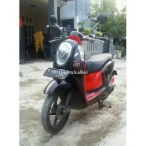 Honda Scoopy Tahun 2013 Standar Bekas Second Harga Murah - Bekasi