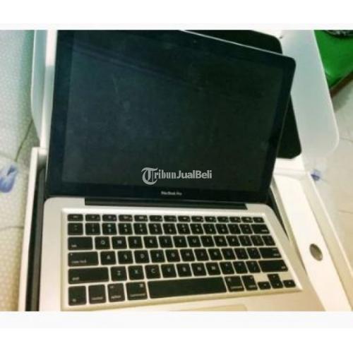 Laptop Apple Macbook Pro 13 2012 Bekas Second Harga Murah Di Bandung Tribunjualbeli Com