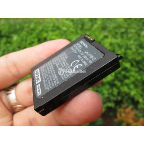 Baterai Hape Sony CMD Z7 Jadul Baru Original QN-Z7BPS Barang Langka - Jakarta