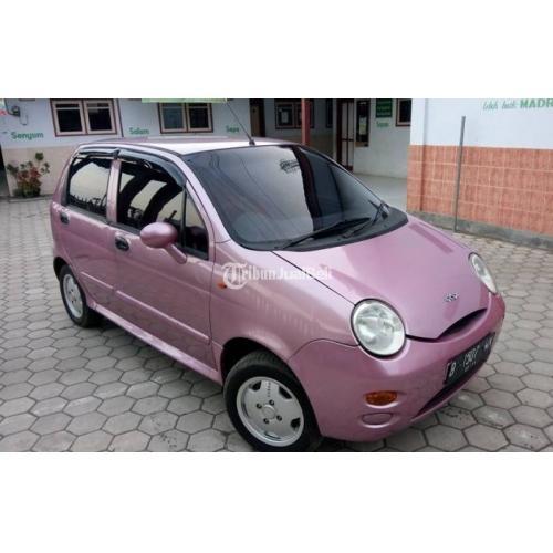 Chery Qq 2008 Pink Hello Kitty Seri Tertinggi Barang Bagus Tinggal Pakai Di Yogya Tribunjualbeli Com