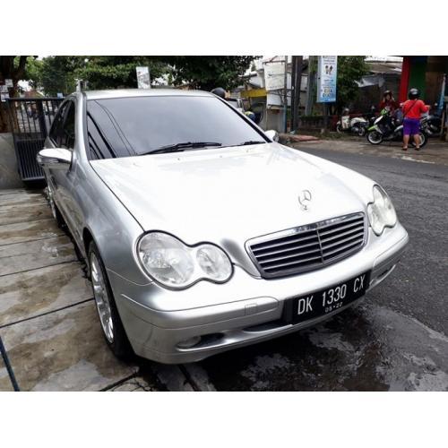 Mobil Sedan Bekas Mercedesdibenz Mercy Tahun 2001 Second Harga Murah Di Denpasar Tribunjualbeli Com