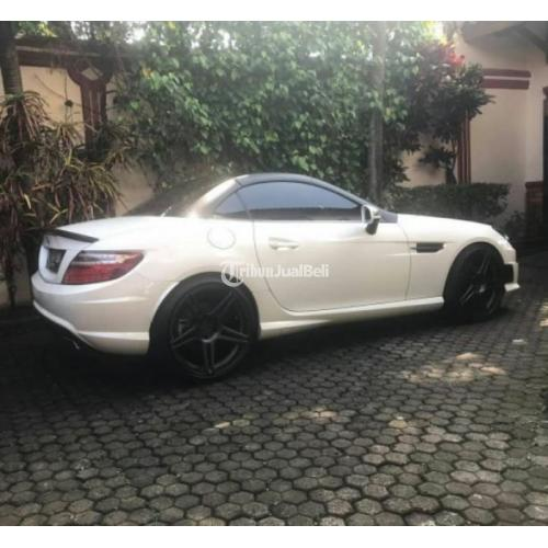 Mercedes Benz Slk200 Amg Convertible 2 Pintu Good Condotion Di Jakarta Tribunjualbeli Com