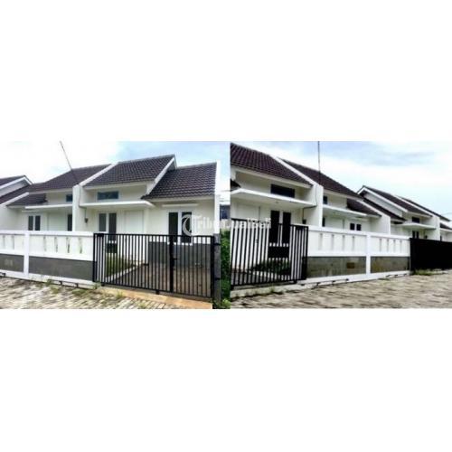 Rumah Cluster Baru di Daerah Cipayung Ciputat Jalan Cendrawasih Bisa Cash/KPR - Tangerang Selatan