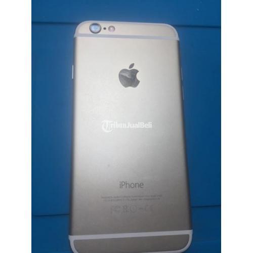 Handphone Apple iPhone 6 32GB Bekas Second Harga Murah - Ponorogo, Jawa Timur