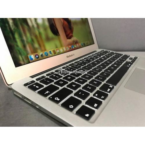 Laptop Apple Macbook Air 2014 Bekas Second Harga Murah Di Bandung Tribunjualbeli Com