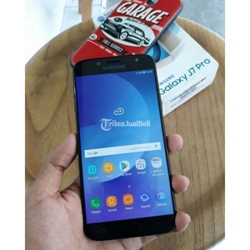 Handphone Android Samsung Galaxy J7 Pro Bekas Second Harga Murah - Bantul, Yogya