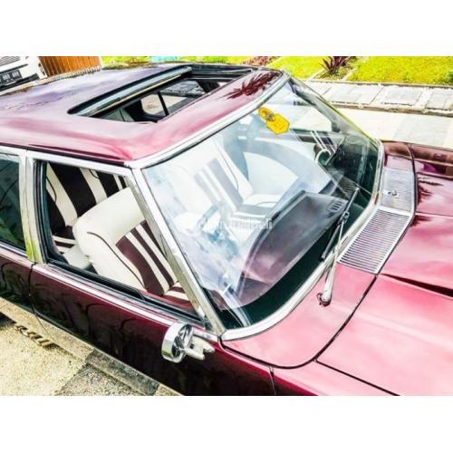 Mobil Klasik Antik Bekas Holden Statesman HW Second Harga Murah - Yogyakarta
