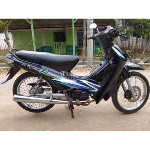 Motor Honda Supra Fit Tahun 2004 Bekas Normal Lengkap Harga Murah - Jawa Tengah