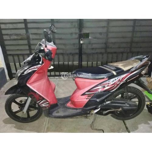 Motor Bekas Yamaha Mio Soul Tahun 2009 Bekas Second Harga Murah - Jakarta