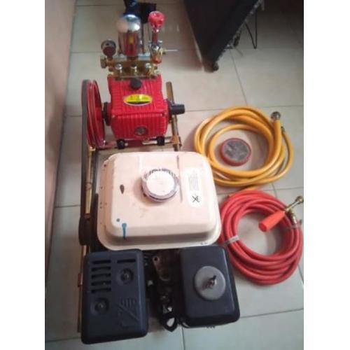 Mesin Cuci Motor Normal Bahan Dari Mesin Honda Gx160 Siap Buat Usaha Cucian Motor Di Malang Tribunjualbeli Com