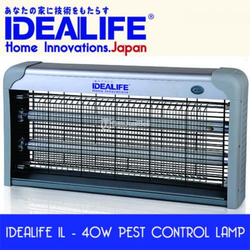 Lampu Idealife IL-40w Perangkap Nyamuk Serangga Mudah Digunakan - Jakarta