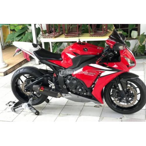 Motor Sport Bekas Honda Cbr 1000 2012 Fireblade 2013 Full Spec Original Paint Di Jakarta Tribunjualbeli Com