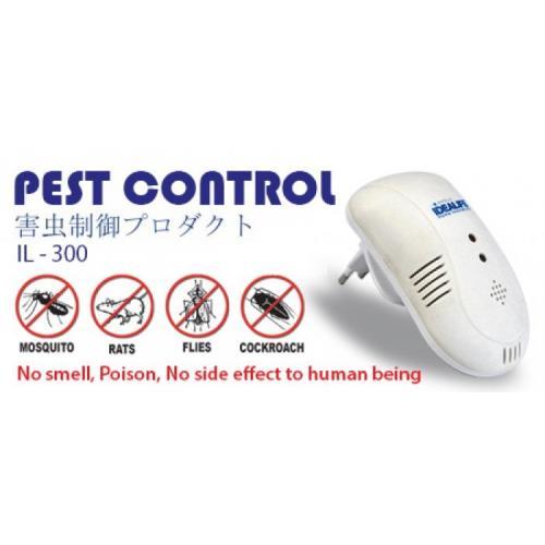 Idealife IL-300 Pest Control Alat Pengusir Tikus Serangga Praktis Mudah Digunakan - Jakarta Pusat