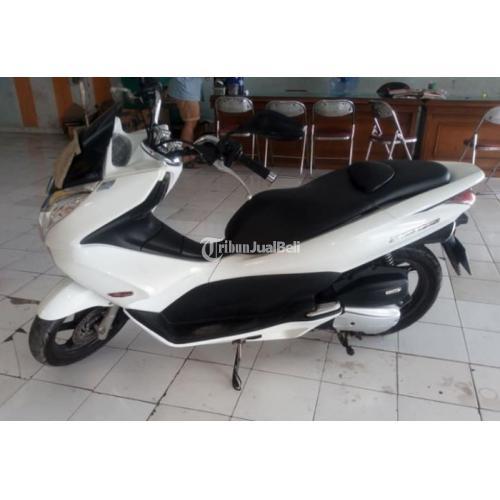 Honda PCX 150 CBU Thailand Bekas Tahun 2013 Motor Bagus Mulus Rapi Km Rendah Harga Nego - Bekasi