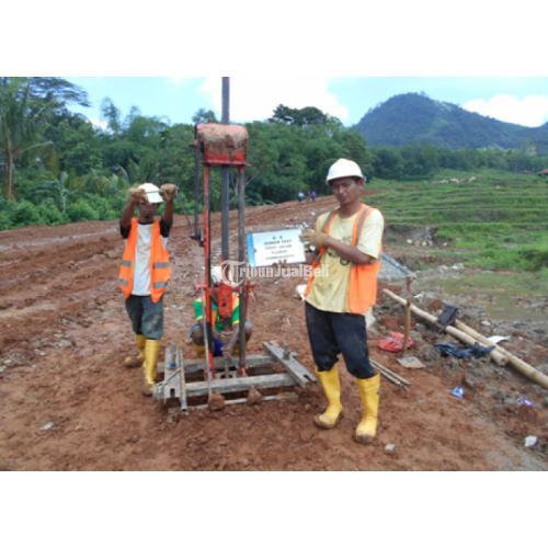 Melayani Jasa Sondir Dcpt Uji Tekan Tanah Tenaga Berpengalaman Di Bekasi Tribunjualbeli Com