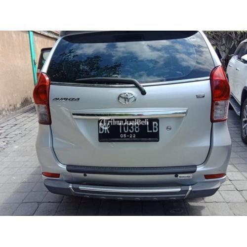 Mobil Toyota Murah All New Avanza G Bekas Tahun 2012 Harga ...