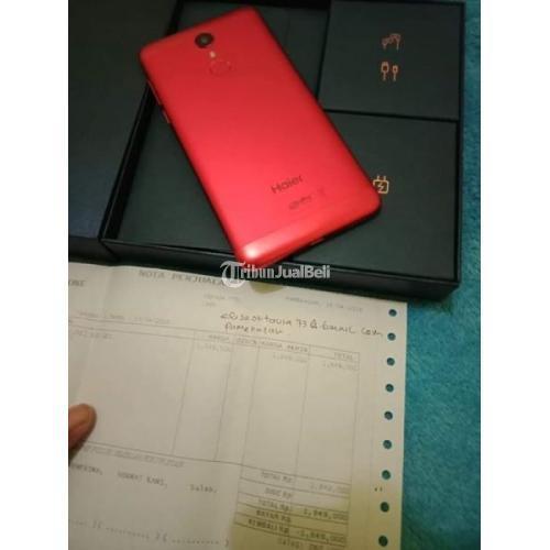 HP Haier L7 Bekas Android Ram 3GB Murah Lengkap Segel No Minus Garansi - Surabaya