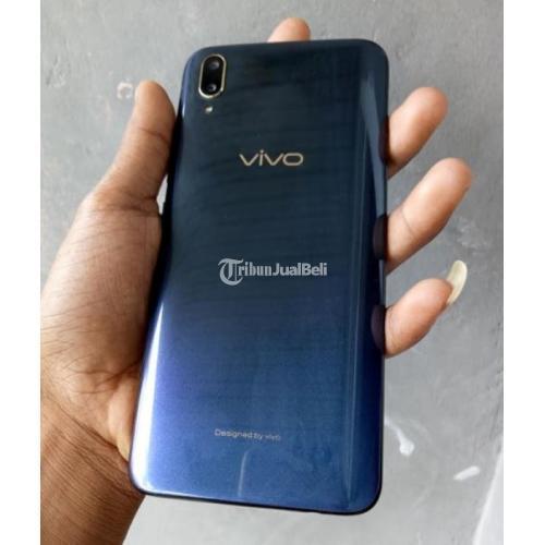 Vivo V11 Pro Bekas Mulus Bagus Komplit Normal Hp No Minus Harga Nego Like New Di Pekanbaru Tribunjualbeli Com